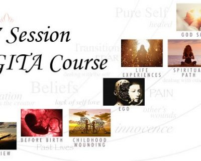 7 Session GITA Course ~ Journey of Self Discovery